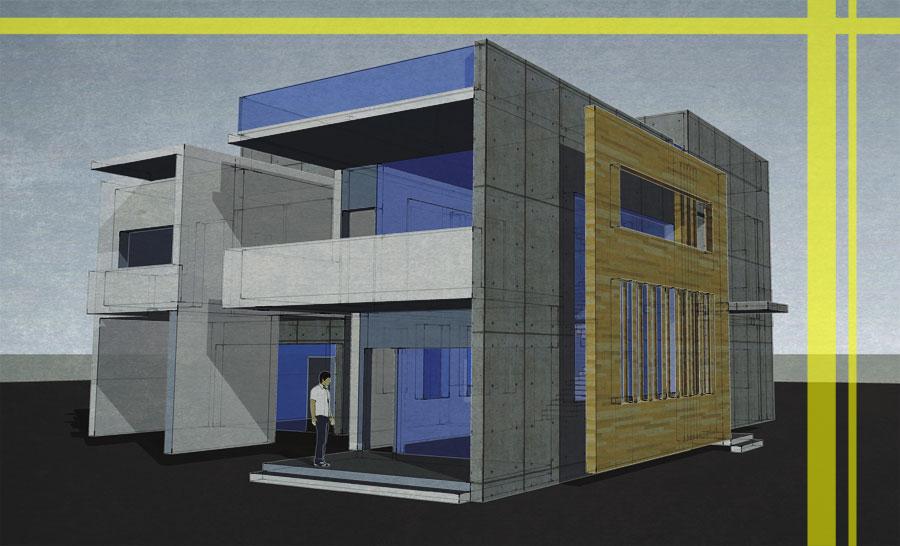 Mezher Residence