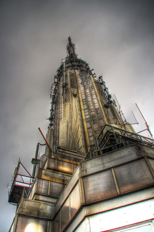 Empire State Building Telecommunication